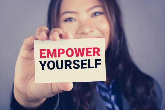 Empower Yourself through Self Defense